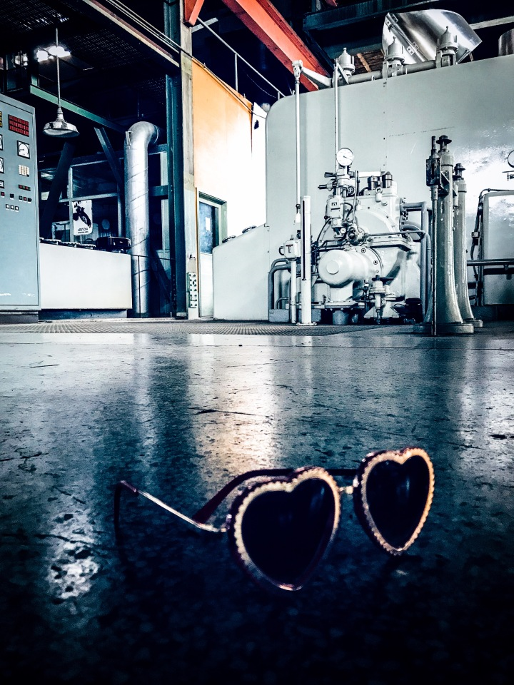 Heart-Shaped Glasses